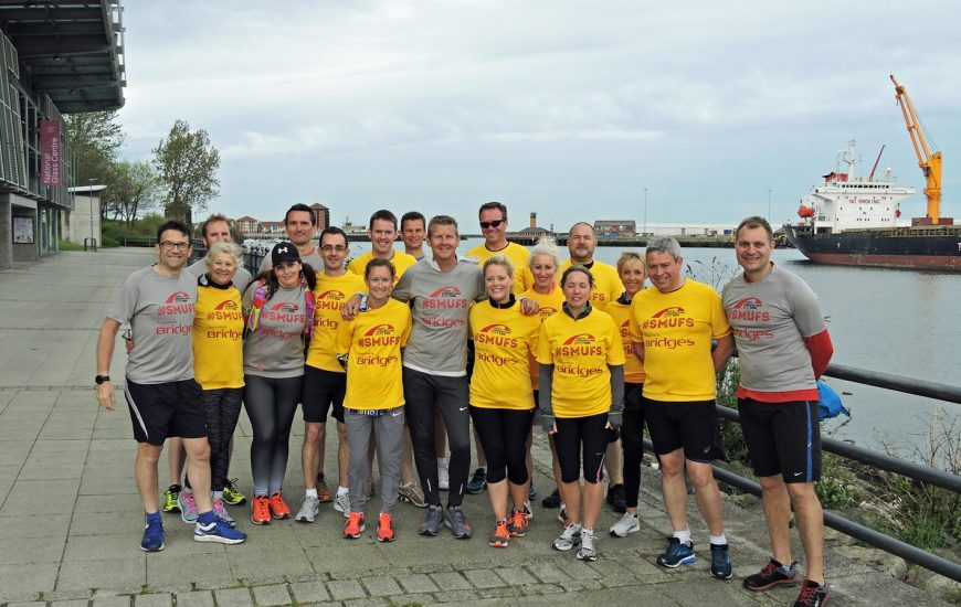 Sports stars help fundraisers step up the pace to tackle youth homelessness
